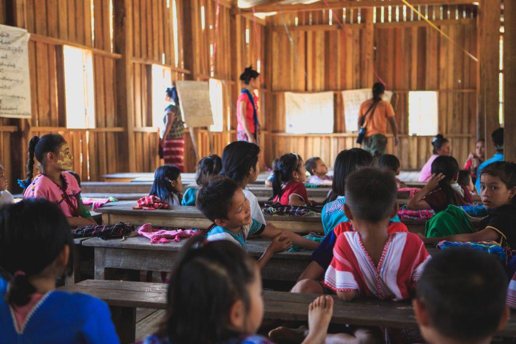 Maestra de Escuela Dominical